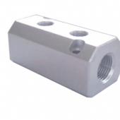 GIP-SM2BP - проходной разветвитель для пневмосистем.